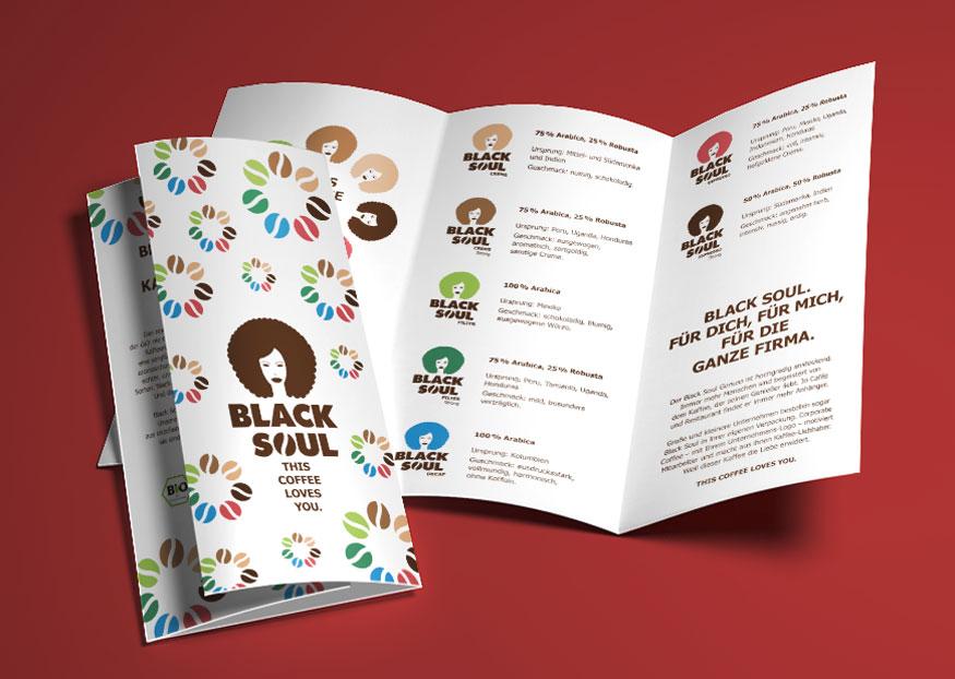 Black Soul Flyer