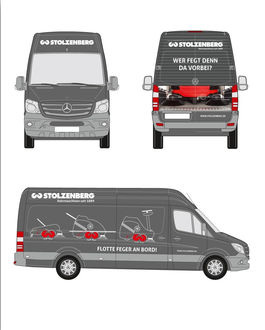 Fahrzeugbeschriftung Stolzenberg
