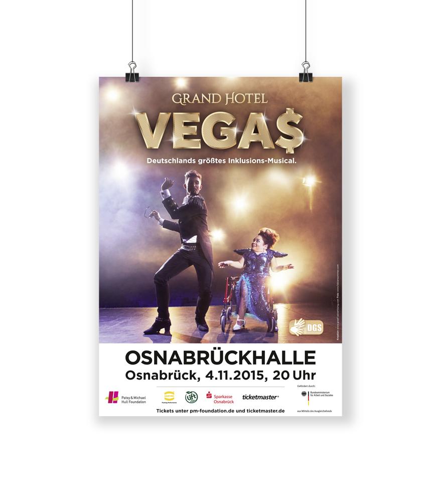Plakat Grand Hotel Vegas